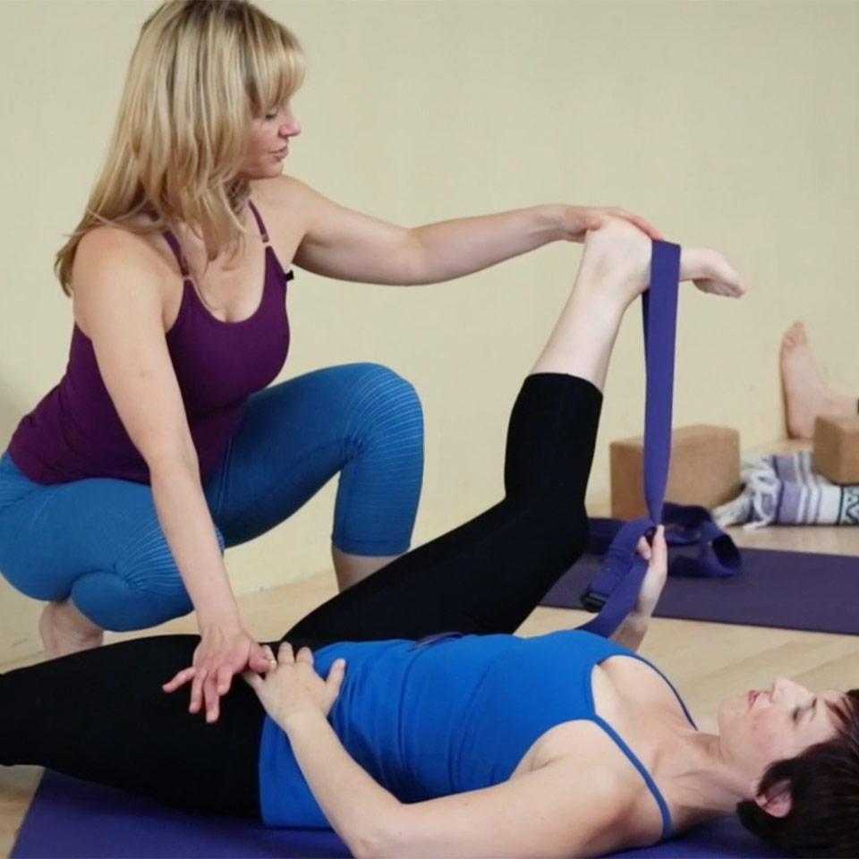 Yoga Deconstructed® by Trina Altman