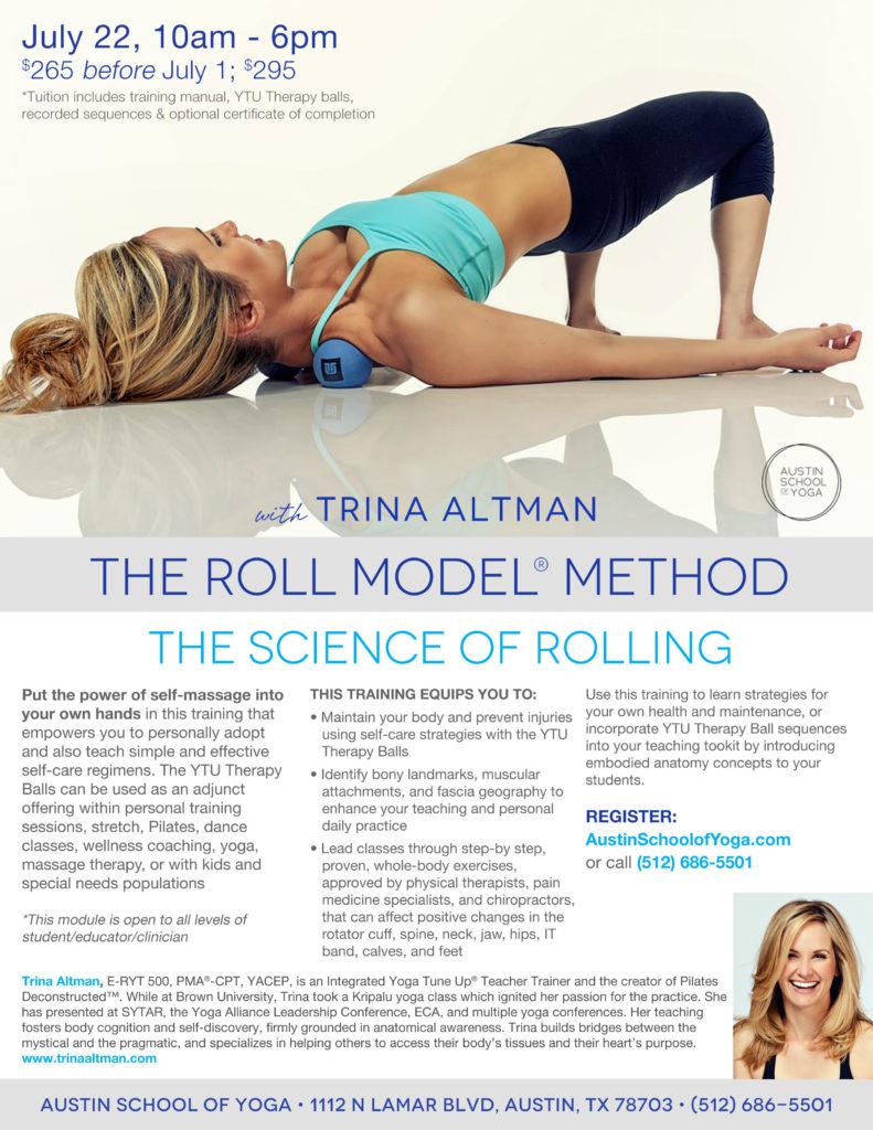 Yoga Tuna Up Rolling